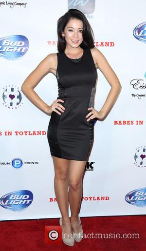 Ali Rose - 7th Annual 'Babes In Toyland' charity toy drive for Promises2Kids held at The Living Room in the...