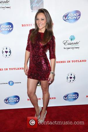 Lauren Mayhew - 7th Annual 'Babes In Toyland' charity toy drive for Promises2Kids held at The Living Room in the...
