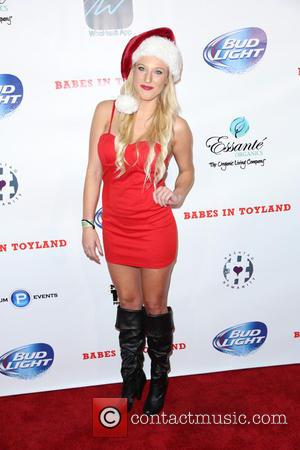 Megan Broadway - 7th Annual 'Babes In Toyland' charity toy drive for Promises2Kids held at The Living Room in the...