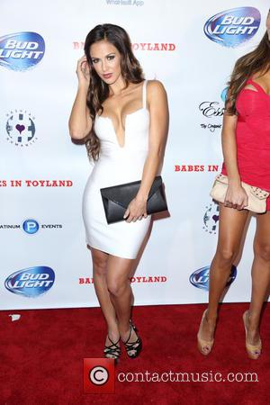Melissa Riso - 7th Annual 'Babes In Toyland' charity toy drive for Promises2Kids held at The Living Room in the...