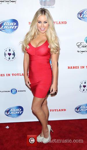 Tiffany Stanley - 7th Annual 'Babes In Toyland' charity toy drive for Promises2Kids held at The Living Room in the...