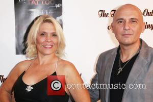 Calista Carradine and Tamas Birinyi - Photo's from the release of the documentary film 'The Tattoo Age - Out of...