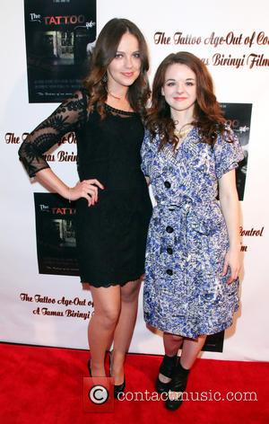 Heather Ann Davis and Marlane Barnes - Photo's from the release of the documentary film 'The Tattoo Age - Out...