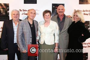Tamas Birinyi and Calista Carradine - Photo's from the release of the documentary film 'The Tattoo Age - Out of...