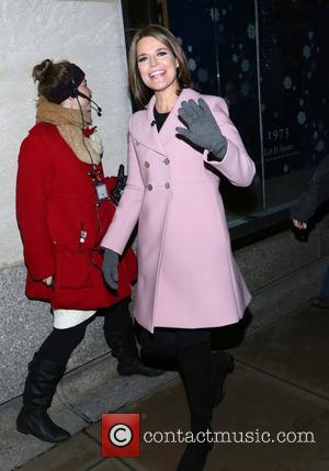 Savannah Guthrie - Shots of a variety of stars and the crowd at the 82nd Annual Rockefeller Christmas Tree Lighting...