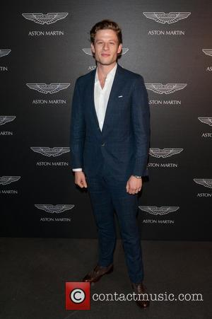 James Norton - Aston Martin: 50 Years of Bond held at the London Film Museum Covent Garden. - London, United...
