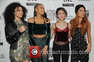 Neon Jungle - Shots from the 2014 Clothes Show Live held at the National Exhibition Centre in Birmingham, United Kingdom...