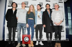 Oliver Proudlock, Ella McRobb, Jaimie Laing, Spencer Matthews and Andy Jordan Stevie Johnson - Shots from the 2014 Clothes Show...