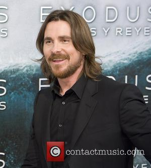 Christian Bale - 'Exodus: Gods and Kings' photocall at Hotel Villa Magna in Madrid - Madrid, Spain - Thursday 4th...
