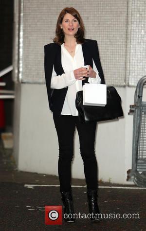 Jodie Whittaker - Jodie Whittaker outside the ITV Studios - London, United Kingdom - Thursday 4th December 2014