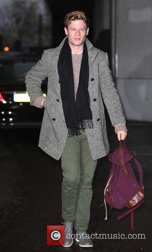 James Norton - James Norton outside the ITV Studios - London, United Kingdom - Thursday 4th December 2014