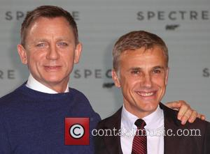 Daniel Craig and Christoph Waltz - James Bond 'Spectre' film photocall - London, United Kingdom - Thursday 4th December 2014