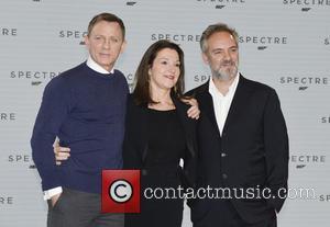 Daniel Craig, Barbara Broccoli and Sam Mendes