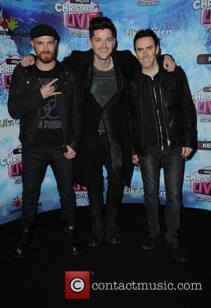 The Script - Acts Play at the Manchester Arena as part of Key 103 Christmas Live Event. at Manchester Arena...