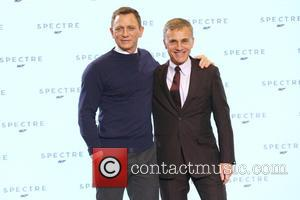 Daniel Craig and Christopher Waltz