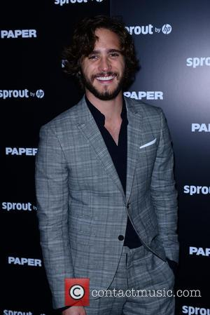 Diego Boneta - Shots of a host of stars as they arrived at the Paper Magazine Sprout By HP DKNY...
