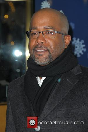 Darius Rucker Hoping For More Than Coal This Christmas
