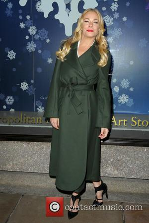LeAnn Rimes - Shots of a variety of stars at the 82nd Annual Rockefeller Christmas Tree Lighting Ceremony in Manhattan,...