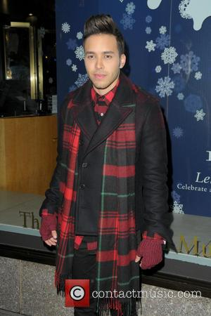 Prince Royce - Shots of a variety of stars at the 82nd Annual Rockefeller Christmas Tree Lighting Ceremony in Manhattan,...