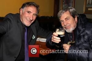 Judd Hirsch and Tony Walton