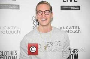 Oliver Proudlock - Shots from the 2014 Clothes Show Live held at the National Exhibition Centre in Birmingham, United Kingdom...