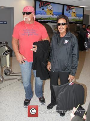 Hulk Hogan and Jimmy Hart