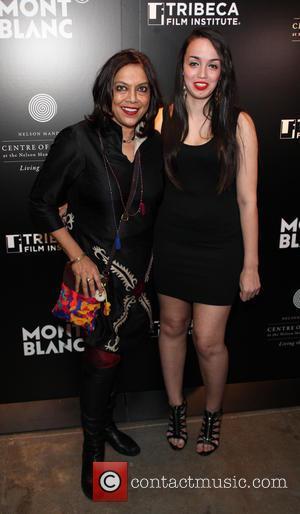 Mira Nair and Jasmine Velez