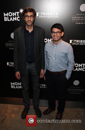 Ramin Bahrani and Frisly Soberanis