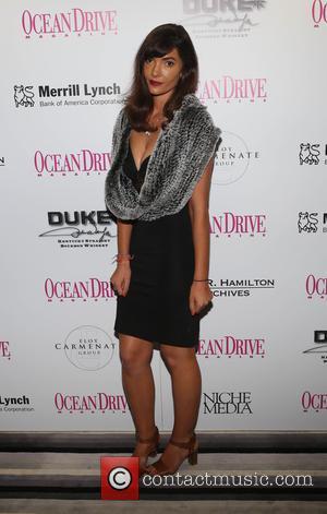 Julia Jackson - Ocean Drive Magazine December Cover Model Krysten Ritter launch at W South Beach - New York, New...