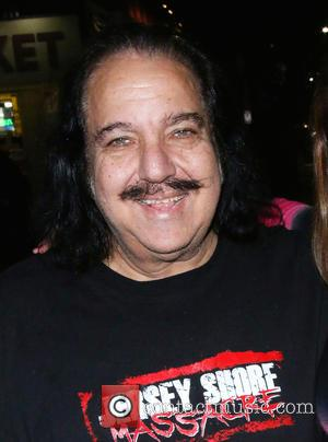 Ron Jeremy - Broads for Bones...with the Biggest D!#k in Hollywood!   at Three Clubs Cocktail Lounge - Arrivals...