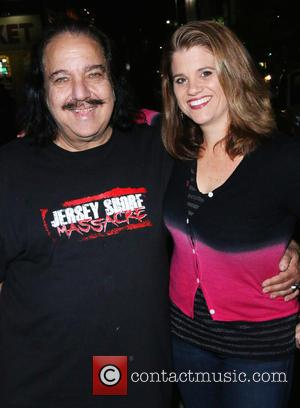 Ron Jeremy and Carla Cherry - Broads for Bones...with the Biggest D!#k in Hollywood!   at Three Clubs Cocktail...