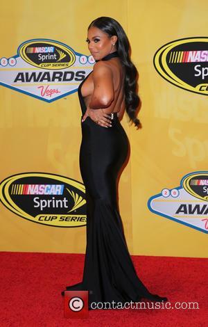 Ashanti - 2014 NASCAR Sprint Cup Series Awards at Wynn Las Vegas - Arrivals at Wynn Las Vegas - Las...