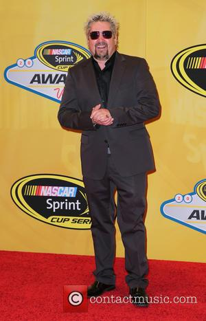 Guy Fieri - 2014 NASCAR Sprint Cup Series Awards at Wynn Las Vegas - Arrivals at Wynn Las Vegas -...