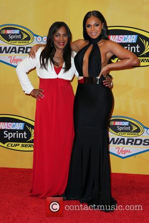 Tina Douglas and Ashanti