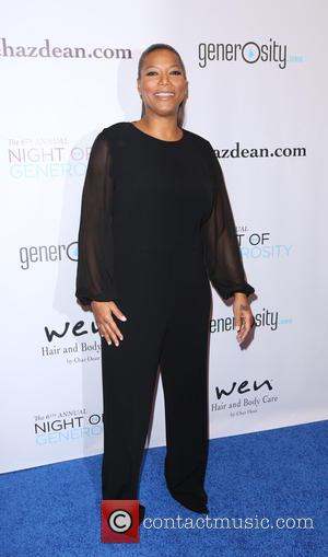 Queen Latifah - 6th Annual 'Night of Generosity' Gala at the Beverly Wilshire Hotel - Arrivals - Los Angeles, California,...