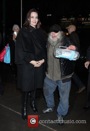 Angelina Jolie and Radioman