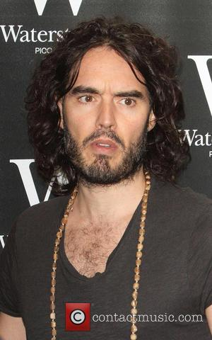 Russell Brand Faces Twitter Ban After Posting Journalist's Phone Number