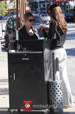 Ashley Benson - Ashley Benson out in Beverly Hills - Los Angeles, California, United States - Saturday 6th December 2014