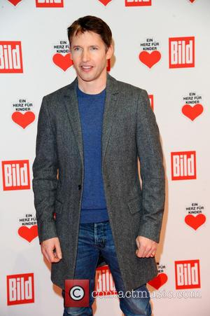 James Blunt's War Of Words With British Politician Steps Up
