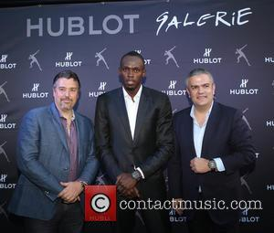 Rick Delacroix, USAIN BOLT and Ricardo Guadalupe
