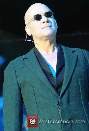 Philip Oakey and Human League