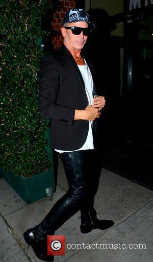 Lloyd Klein - Lloyd Klein visits Mr. Chow in Beverly Hills - Los Angeles, California, United States - Saturday 6th...