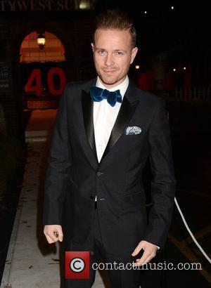 Nicky Byrne - Snaps of a host of celebrities as they arrived for the People of The Year Awards 2014...