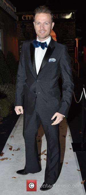 Nicky Byrne - People of the Year Awards 2014 at The Citywest Hotel - Outside Arrivals - Dublin, Ireland -...