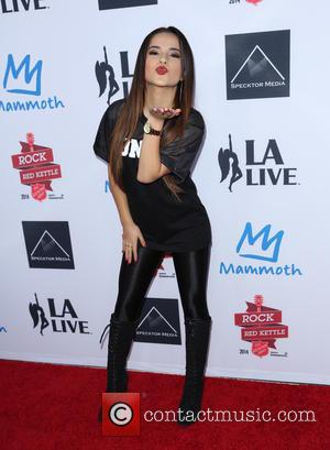 Becky G - Mammoth Mountain presents the Rock the Red Kettle 2014 free concert which was held in aim to...