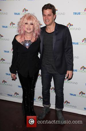 Cyndi Lauper and Rob Thomas