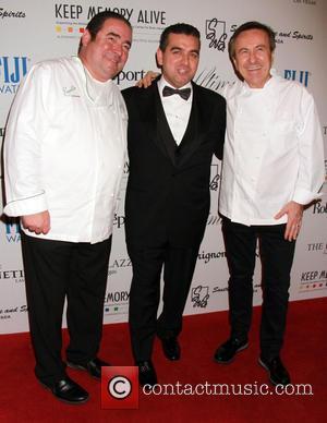 Emeril Lagasse, Buddy Valastro and Daniel Boulud