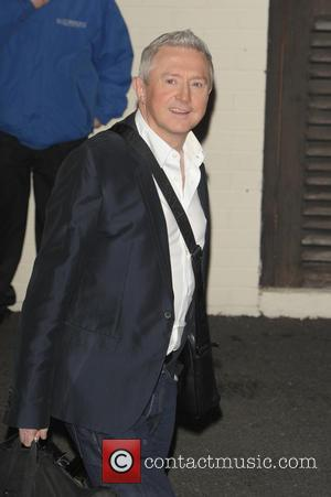 Louis Walsh - Departures from the 'X Factor' studios after the live show at x factor - London, United Kingdom...