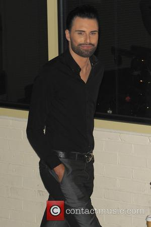Rylan Clark - Departures from the 'X Factor' studios after the live show at x factor - London, United Kingdom...