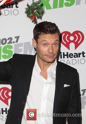 Ryan Seacrest - 2014 Kiis FM Jingle Ball Concert at Staples Center - Los Angeles, California, United States - Saturday...